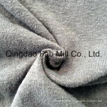 Maillot mélangé en coton au chanvre teinté (QF13-0404)