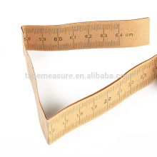 Règle de mesure jetable médicale en papier de 64 cm