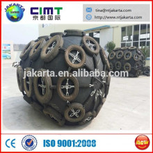 pneumatic rubber fender