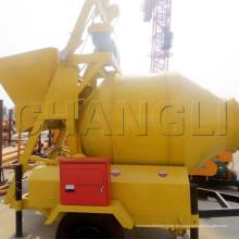 Máquina do misturador concreto Jzm750 / mini misturador de cimento / mini misturador concreto