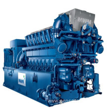 Mwm Powered Gas Generator Set 500KVA-5375KVA