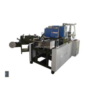 Máquina para fabricar manijas de cuerda de papel Twister