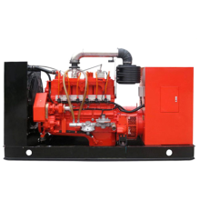100kw-1500Kw Cummins Natural Gas-powered Generator Set