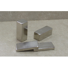 Block NdFeB Magnet, Available in Various Sizes