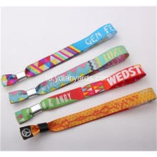 Desain Fashion Wristbands Fabric Bracelets