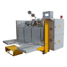 New product one year warranty box making semi-auto stapler machine