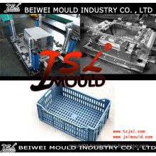 Stackable Plastic Crate Injection Mould