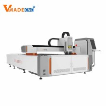 Steel Sheet Metal Fiber Laser Cutting Machine