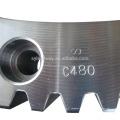Подшипник кольца slewing землечерпалки для CAT320b