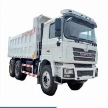 China heavy duty dump truck tipper truck Shacman trucks cheap price