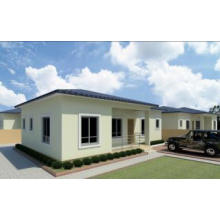 Affordable Prefabricated Light Steel House