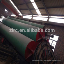GRP pipe mould