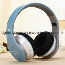 Venda Por Atacado Novo Stereo Folding Sports Stereo Wireless Bluetooth Headphone with Microphone