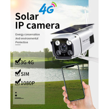 Solar Power 4G Security Camera 1080P IP Camera