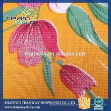 Printed Stitchbond Mattress Fabric Manufactured by TEAMWAY