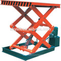 Small electric warehouse lifter