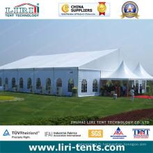 Tente de mariage de 1000 personnes pour des événements extérieurs