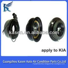 for kia 12v 6pk HCC car ac compressor clutch