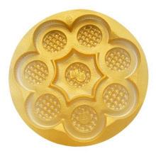 Ясно одноразовые Пластиковые Блистерной лоток для бисквита дешевые ПВХ Пластиковые печенья Упаковка лоток завод