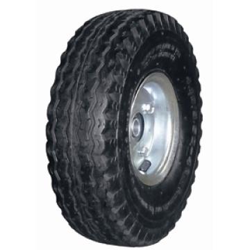 Roda de borracha pneumática 10 * 3.50-4