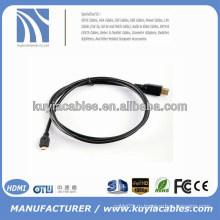 1,5 м 1,4 В Micro HDMI для HDMI-кабеля 5 футов 1080P HD TV Видео выход кабеля