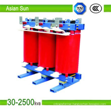 630kVA Manufacturer Price Dry Type Transformer for Distribution Substation (33kv)