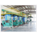 Planta de procesamiento de aceite de girasol de Henan Huatai para máquinas de fabricación de aceite de semilla de girasol