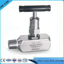 Fabricação de válvulas de controle de fluxo de alta pressão