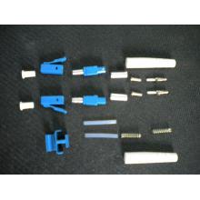 LC / PC Sm Conector de fibra de 3,0 mm