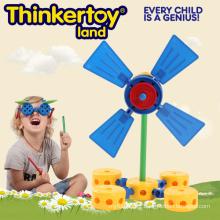 2015 Plastic Windmill Educational Nursery Toys for Girl