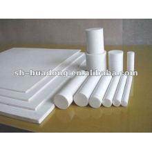 Folha plástica de PTFE para isolamento