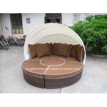 Outdoor Leisure Wicker Lounge Set
