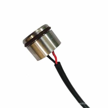 Transductores de presión de agua Sensores de presión pequeños analógicos