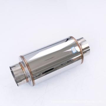 High quality metal sintered auto polished muffler pipe