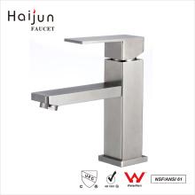 Haijun China Wholesale cUpc ISO 9001: 2008 grifo de agua de baño de cromo pulido