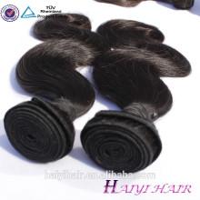 Paquet de cheveux péruviens de vis de 10A de stock