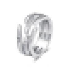 Anillo de apertura creativo único en forma de dedo para mujer