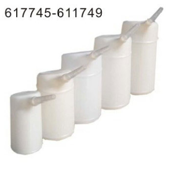 Plastic Oil Jugs for Lubricating Oil