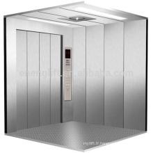 Fournisseur de Chine prix de haute qualité de l'ascenseur de marchandises