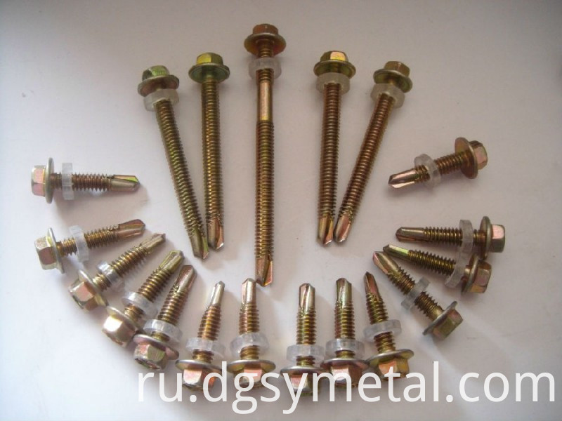 self tapping metal screws