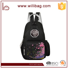 2016 nuevo diseño Shoulder Messenger Leisure Bag Fashion Chest Pack