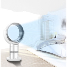 Factory Price  High Quality  10 inch Mini Portable Electric Air Table bladeless fan