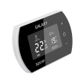 Großes LCD Touch Screen RF Wireless programmierbare Raumthermostat