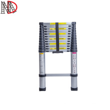 5m Super Aluminium Telescopic Retractable Ladders Domestic Ladder with EN131