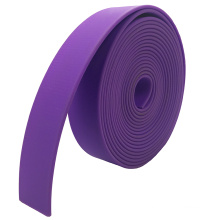 Plastic PVC Coated Nylon Webbing Strap for Harness