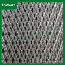 Fabricante de malha de metal expandido de alumínio / malha de arame para máquinas da indústria