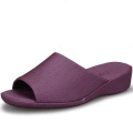 Ladies Comfort Indoor Slippers Japan Pansy Room Wear