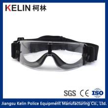 Segurança de classes à prova de vento e óculos de proteção 100% UV