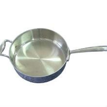 sartenes de acero inoxidable para utensilios de cocina
