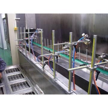 Automatische Parfumkappe UV-Beschichtungslinie